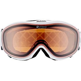 Alpina Challenge S 2.0 Quattroflex Hicon S2 goggles Dames wit